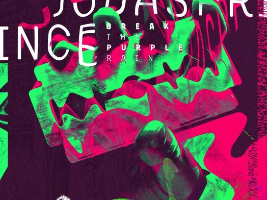 Mundo Livre FM Print Ad - Judas Prince