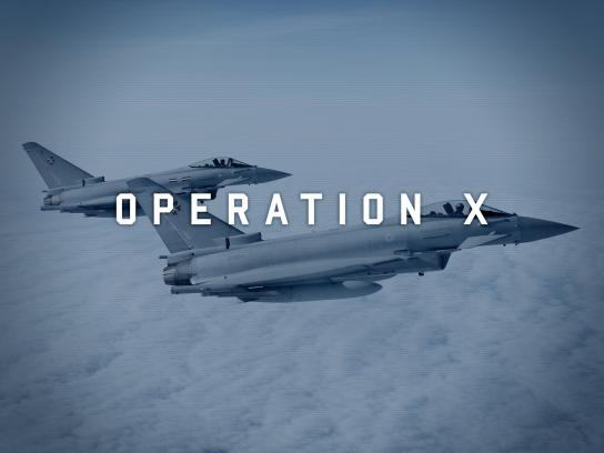 Royal Air Force Digital Ad -  Online interactive mission