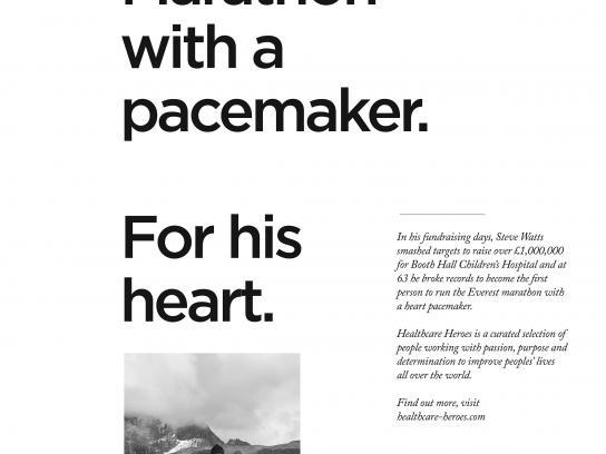 Havas Print Ad - Healthcare Heroes, 1