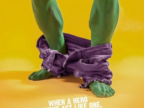 Aldeas Infantiles SOS Print Ad -  Heroes, 2