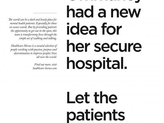 Havas Print Ad - Healthcare Heroes, 4
