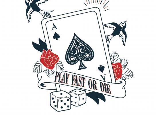 Hula Hoop Print Ad -  Let's play, 3