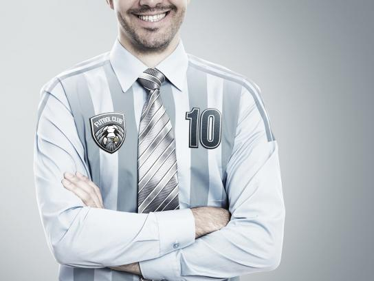 Hidrofugal Print Ad -  Soccer