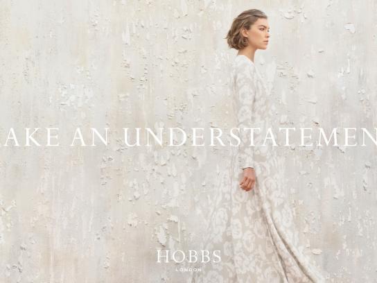 Hobbs Print Ad -  Make an understatement, 2
