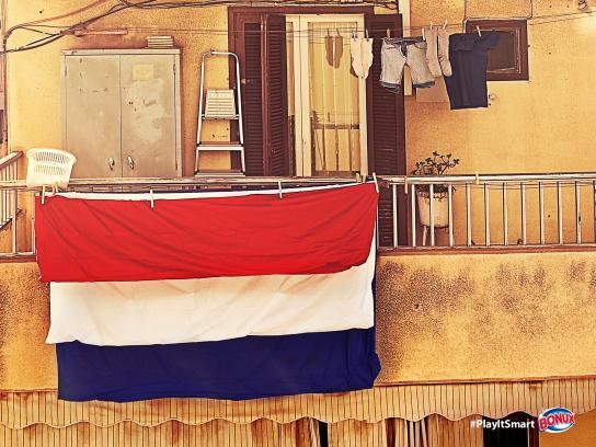 Bonux Print Ad -  Holland