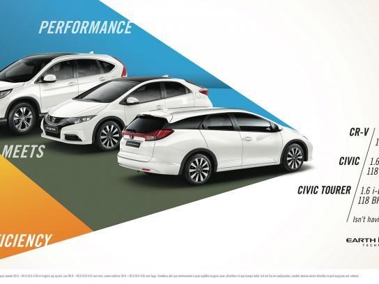 Honda Print Ad -  Isn't having both better, 2