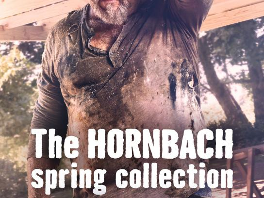 Hornbach Print Ad -  Designed by your projects, 1