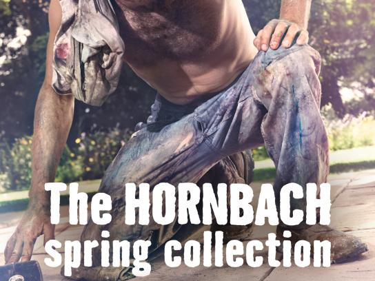 Hornbach Print Ad -  Designed by your projects, 3