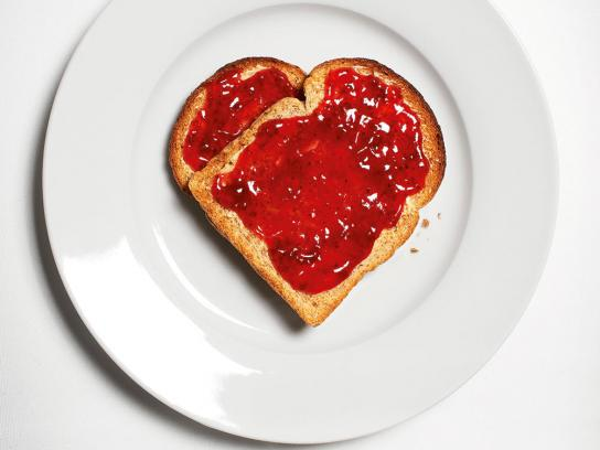 Hovis Print Ad -  Valentine's Day