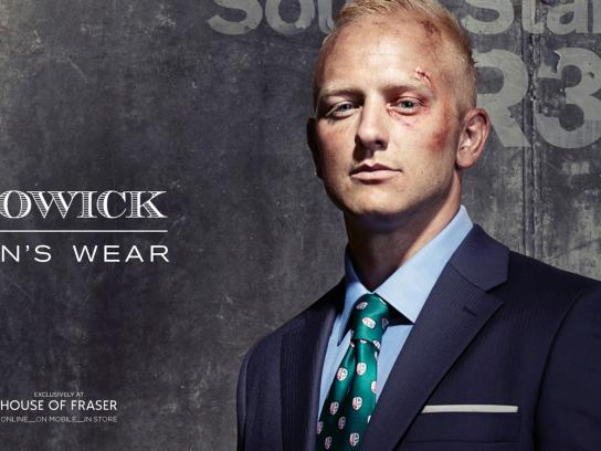 Howick Print Ad -  Man's Wear, 4