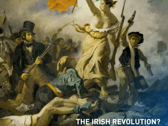 HP Print Ad - The Irish Revolution