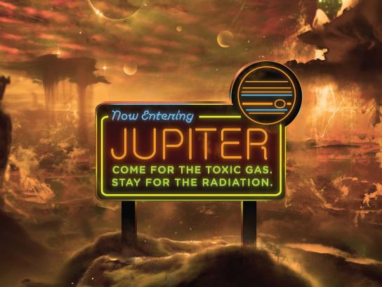 MacMillan Outdoor Ad -  Jupiter