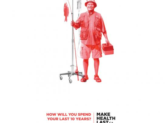 Heart and Stroke Foundation Print Ad -  Future, 3