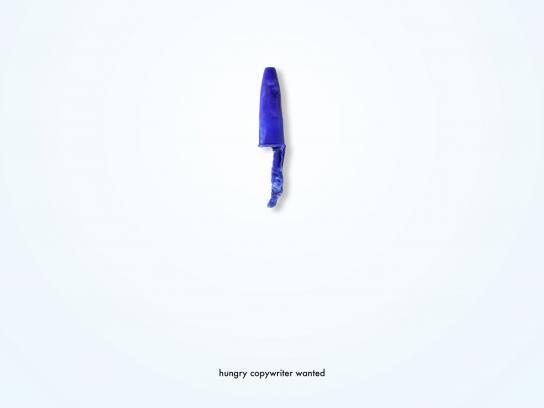 McCann Print Ad - Hungry