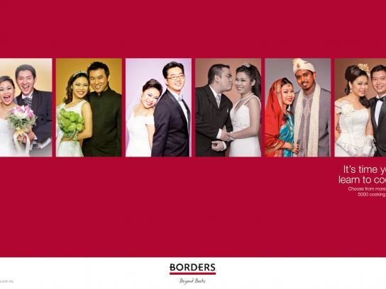 Borders Print Ad -  Husbands