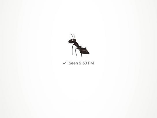 Hyundai Print Ad - Ant
