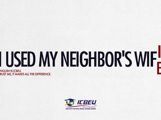 ICBEU Print Ad -  Wifi