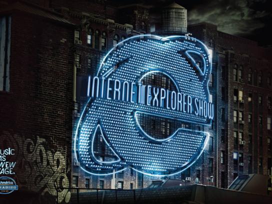 SulAmerica Print Ad -  Internet Explorer