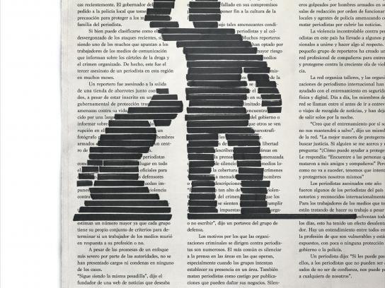 IFEX Print Ad - Tortured