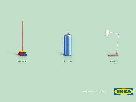 IKEA Print Ad -  For real, 1