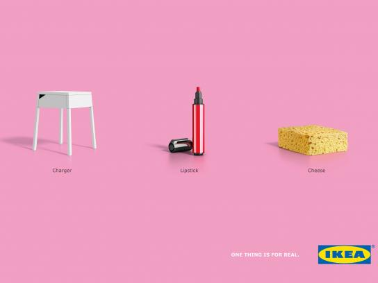 IKEA Print Ad -  For real, 2