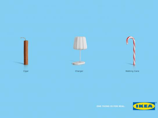 IKEA Print Ad -  For real, 3