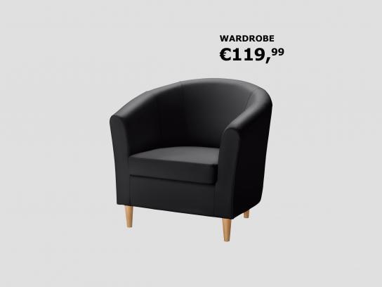 IKEA Print Ad - Wardrobe