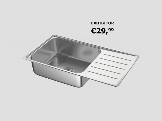 IKEA Print Ad - Exhibitor