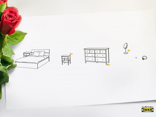 IKEA Print Ad - Say It In IKEA, 2