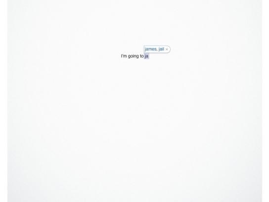 Volkswagen Outdoor Ad -  James
