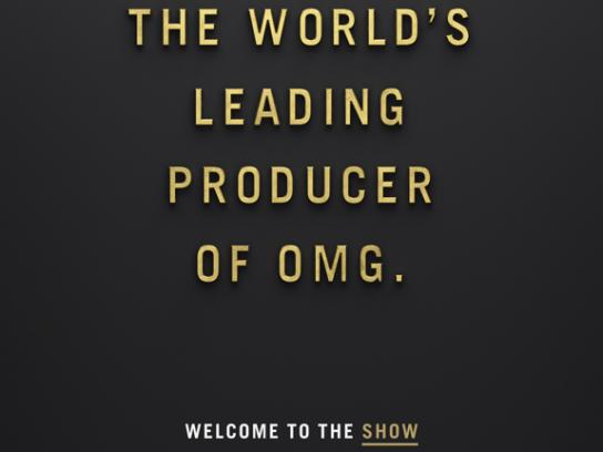 MGM Resorts Outdoor Ad - Welcome to the Show