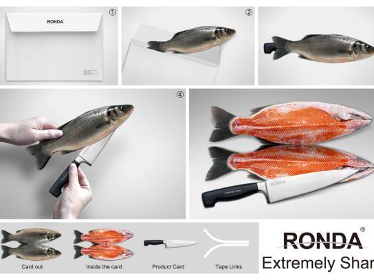 Ronda Print Ad -  Fish