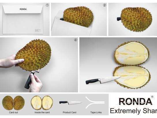 Ronda Print Ad -  Durian