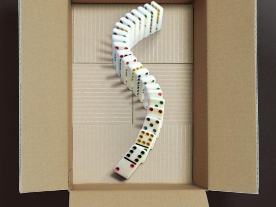EMS Print Ad -  Domino