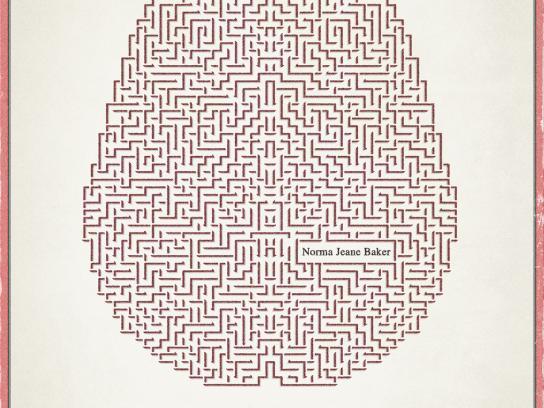 Hasbro Print Ad -  Norma Jeane Baker