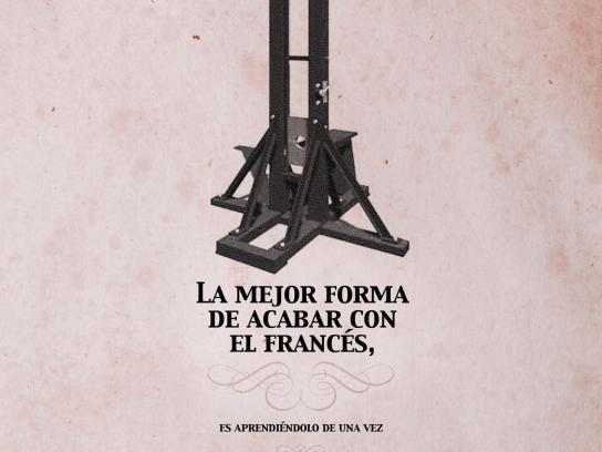 élogos.es Print Ad -  French