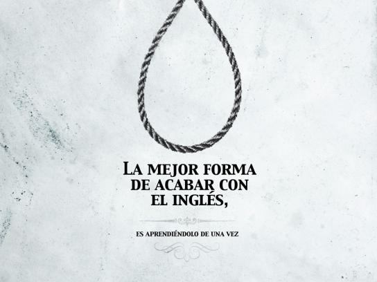élogos.es Print Ad -  English