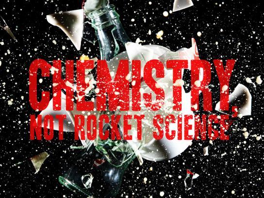 Coca-Cola Print Ad -  Fusion, Chemistry