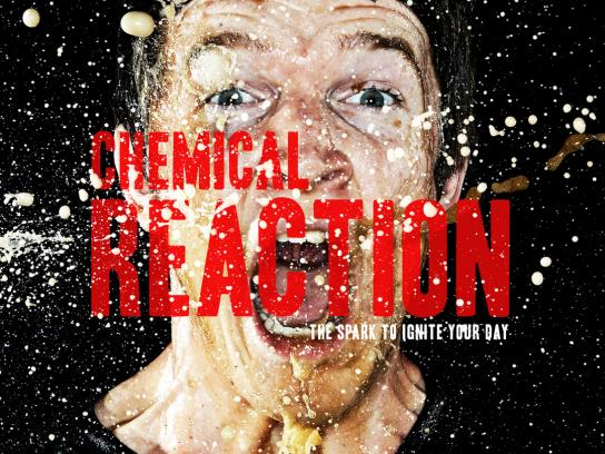 Coca-Cola Print Ad -  Fusion, Chemical Reaction