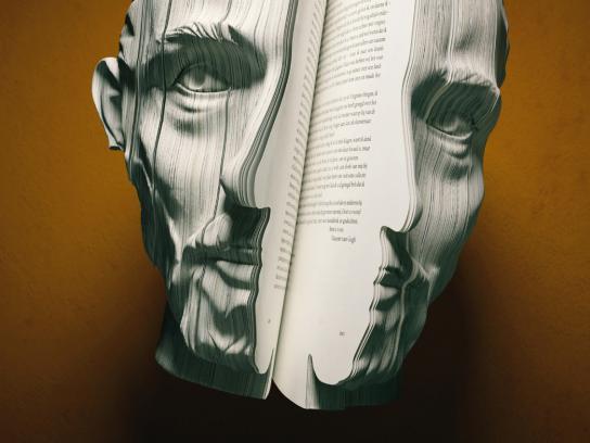 CPNB Print Ad -  Geschreven Portretten, 4