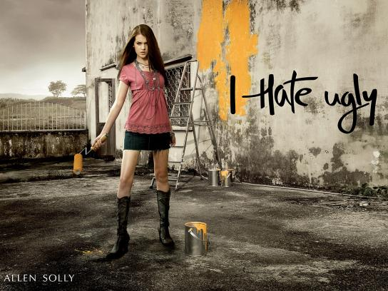 Allen Solly Print Ad -  Wall