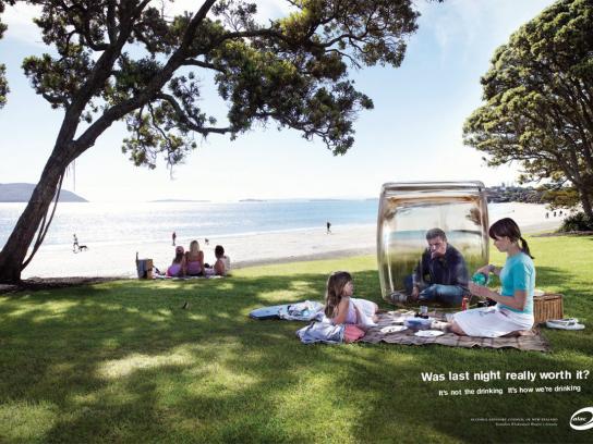 Alac Print Ad -  Beach