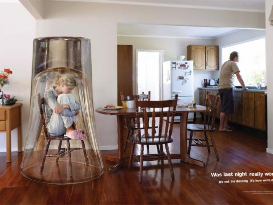 Alac Print Ad -  Kitchen