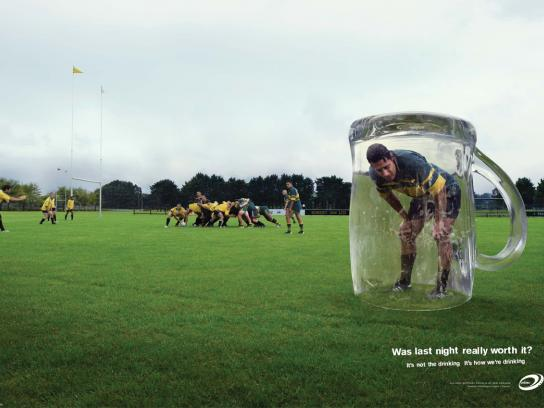 Alac Print Ad -  Rugby