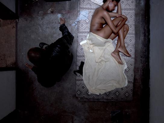 SANCA Print Ad -  Prostitute