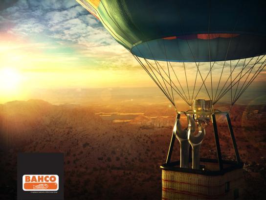 Bahco Print Ad -  Balloon