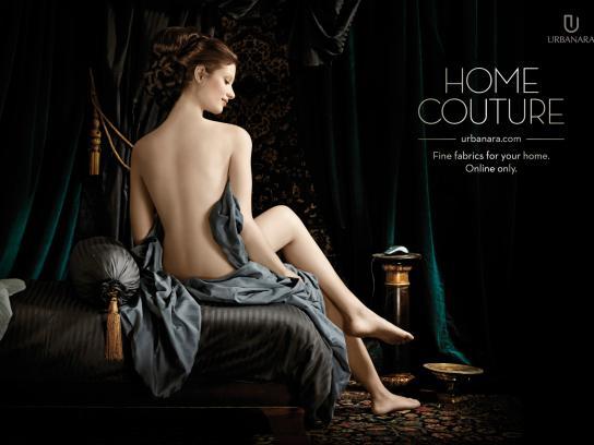 Urbanara Print Ad -  Home couture, 3