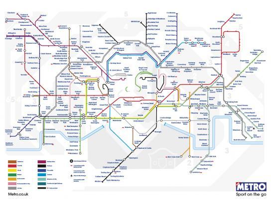 Metro Print Ad -  Rooney