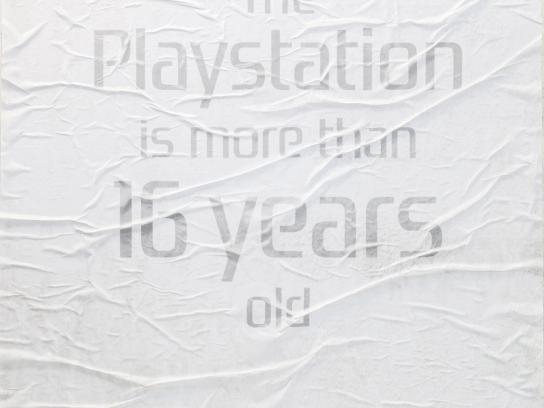 Mapfre Outdoor Ad -  Life Passes By, Playstation