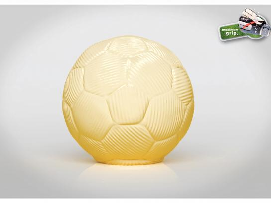 Golty Print Ad -  Butter